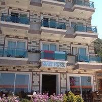 Photo taken at Hotel Maki by Mustafa K. on 7/28/2013