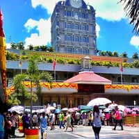 Photo taken at Basilica Minore del Santo Niño by Ma. Izzy Shane L. on 5/4/2013