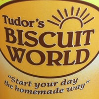 Photo taken at Tudor's Biscuit World by Tammy W. on 8/6/2013