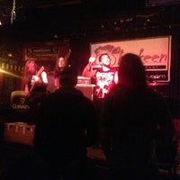 Photo taken at The Shaskeen Irish Pub by Lisa M. on 4/1/2013