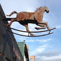 Photo taken at Rocking Horse by Ellie P. on 5/4/2013
