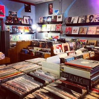 Photo taken at Goner Records by André Z. on 3/12/2013