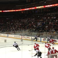 Photo taken at Maverik Center by Nichole Anne H. on 1/13/2013