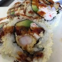 Photo taken at Newport Fusion Sushi by Karen on 7/6/2016