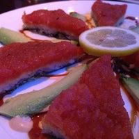 Photo taken at Newport Fusion Sushi by Karen on 1/11/2014