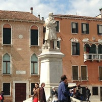 Photo taken at Campo San Stefano by Patter on 4/12/2013