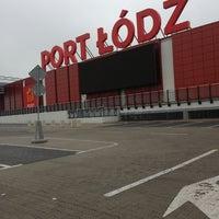 Photo taken at Port Łódź by Darek on 6/30/2013