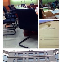 Photo taken at Komisi Yudisial Republik Indonesia by Mainar S. M. on 1/7/2014