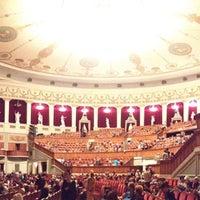 Photo taken at Новосибирский государственный академический театр оперы и балета by Наталья Б. on 7/3/2013