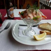 Photo taken at Karlsson Restaurant & Steakhouse by Maria S. on 5/20/2013