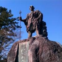 Photo taken at 日光山 輪王寺 by Nobubu I. on 1/2/2013