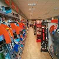 Photo taken at WHSmith by Peter B. on 10/3/2014