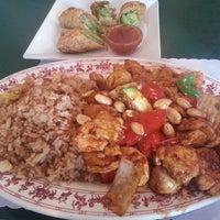 Photo taken at Punjab Restaurant by Casey B. on 1/29/2014