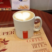 Photo taken at Barista by Rohit S. on 10/27/2012