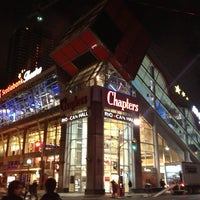 Photo taken at Chapters by Anthony D. on 1/28/2013