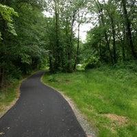 Photo taken at McLean Central Park by Bridgette L. on 6/2/2013