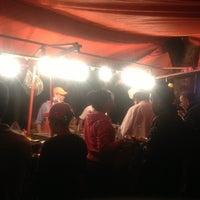 Photo taken at Tacos Arenal (Los Naranjas) by Tavo G. on 1/16/2013
