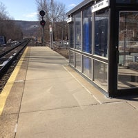 Photo taken at Metro North / NJT - Sloatsburg Station (MBPJ) by Brad W. on 3/24/2013