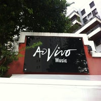 Photo taken at Ao Vivo Music by Aretha M. on 1/17/2013