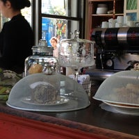 Photo taken at Mill Café by Fabian F. on 4/13/2013