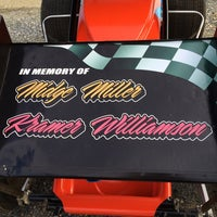 Photo taken at Delaware International Speedway by Lynne C. on 5/17/2014