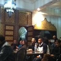 Photo taken at Grand Hotel Tazi by Jean Pierre M. on 1/20/2013