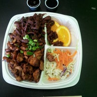 Photo taken at The Flame Broiler by Salvador G. on 3/17/2013