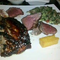 Photo taken at Chima Brazilian Steakhouse by Jamie D. on 10/7/2012