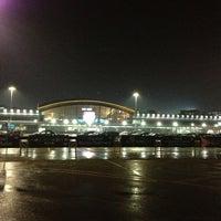 Photo taken at Boryspil International Airport (KBP) by Inna on 3/7/2013