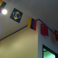 Photo taken at ELS Language Centers by Fabio F. on 3/25/2013