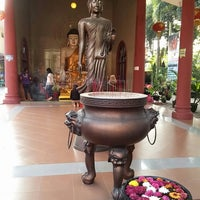 Photo taken at Indonesia Theravada Buddhist Centre (ITBC) by Harn D. on 7/31/2015