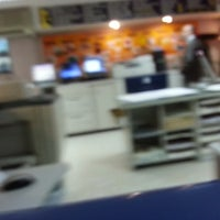 Photo taken at Office 1 SuperStore by Hasan K. on 1/22/2013
