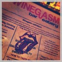 Photo taken at Winegasm by Salty C. on 1/5/2013