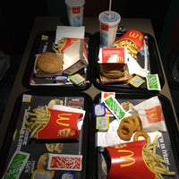 Photo taken at McDonald's by Erdem⚡️ on 5/25/2013