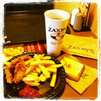 Photo taken at Zaxby's by Tim C. on 3/24/2013
