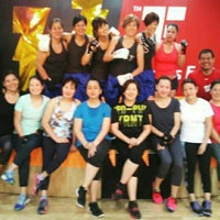 Photo taken at Fitness First by Clare M. on 6/15/2016