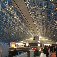 Photo taken at Terminal 2F by Thierry C. on 4/6/2013