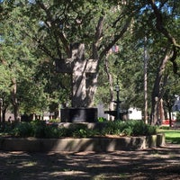 Photo taken at Bienville Square by Michael B. on 8/29/2016