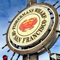 Photo taken at Fisherman's Wharf by Dave G. on 1/11/2013