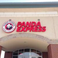 Photo taken at Panda Express Gourmet Chinese Food by Tatum on 3/29/2013