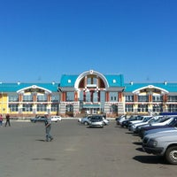 Photo taken at Железнодорожный вокзал Бийска by Elena E. on 7/14/2013