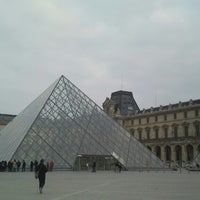 Photo taken at Carrousel du Louvre by Franklin R. on 3/31/2013