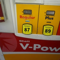 Photo taken at Shell by Salena M. on 10/12/2013