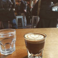 Photo taken at Culture Espresso by Jeff N. on 3/2/2016