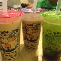 Photo taken at Bubble Tea by Gg O. on 4/9/2013
