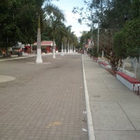 Photo taken at Parque de La Loma by Alejandro A. on 4/1/2013