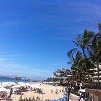 Photo taken at Hotel Playa Los Arcos by Brentalan F. on 4/18/2013