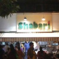 Photo taken at Shabari Restaurant by Rahul G. on 9/1/2013