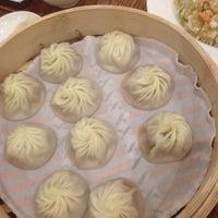 Photo taken at Din Tai Fung by Katherine P. on 4/19/2013