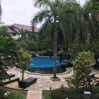 Photo taken at Novotel Surabaya Hotel and Suites by Marko M. on 1/8/2016